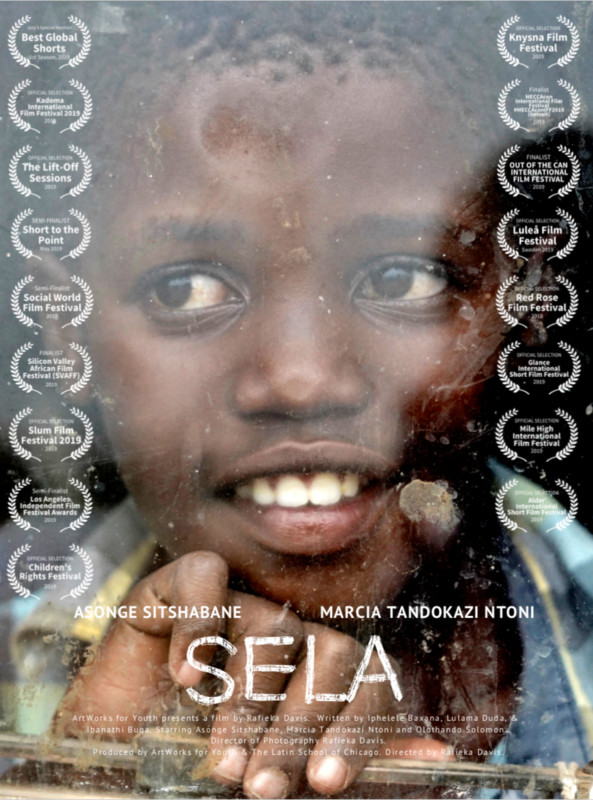 SELA (DRINK)-poster