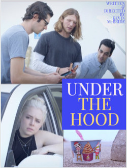 UNDER THE HOOD - POSTER