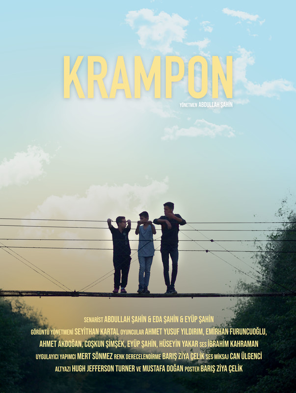 KRAMPON (CLEATS)-poster