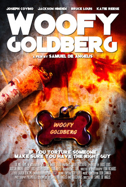 WOOFY GOLDBERG -poster