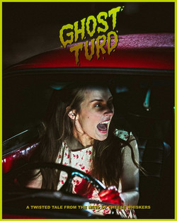 GHOST TURD - POSTER