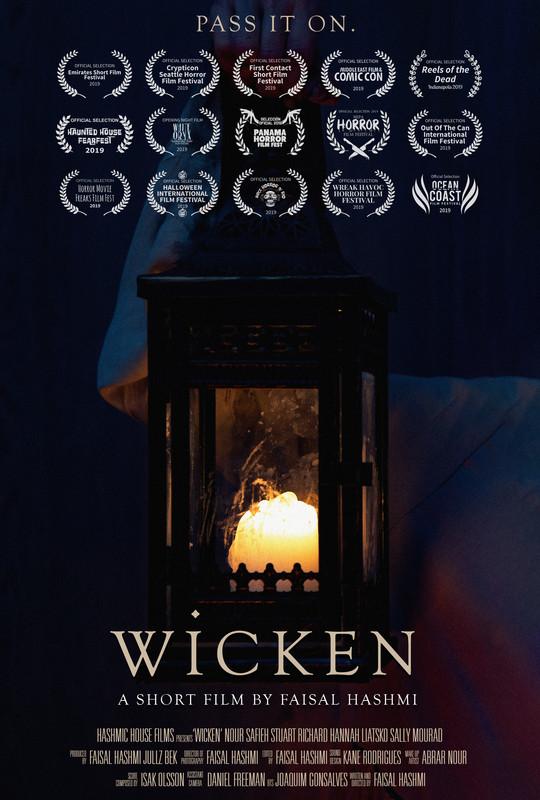 WICKEN - POSTER