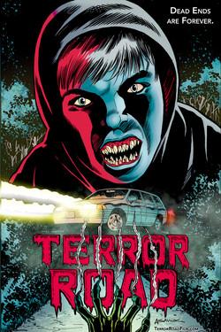TERROR ROAD-poster