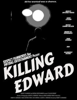 KILLING EDWARD POSTER