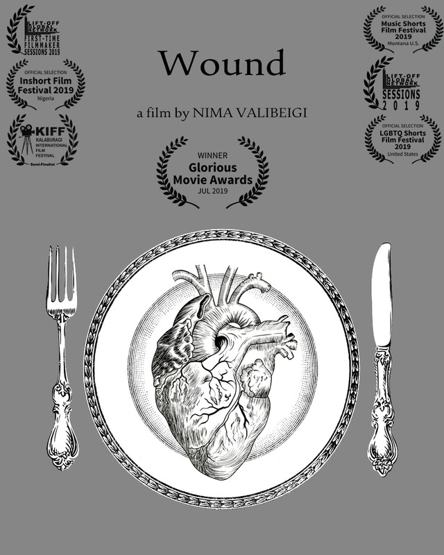 WOUND -poster