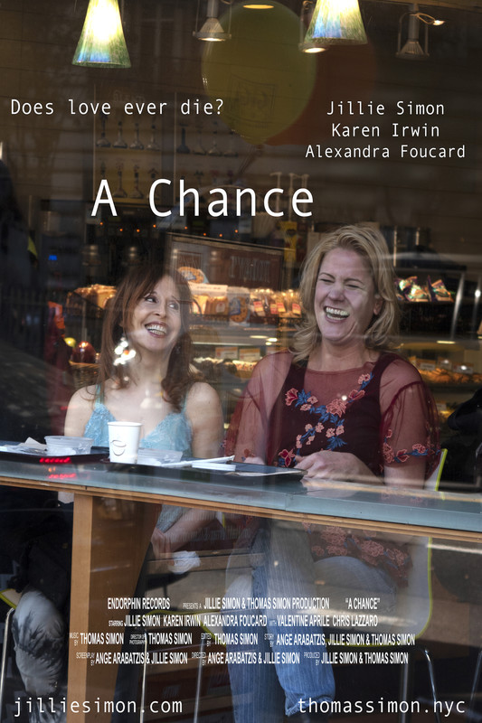 A CHANCE -poster