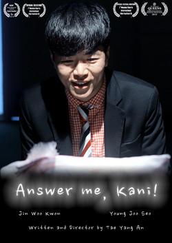 ANSWER ME, KANI! - POSTER