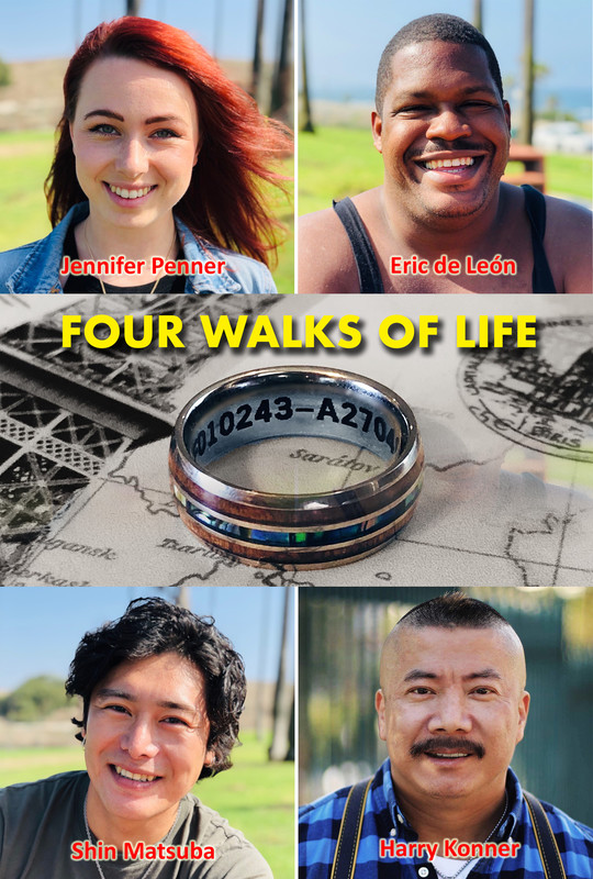 FOUR WALKS OF LIFE