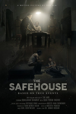 THE SAFE HOUSE POSTER