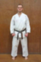 Jake Clayton East Coast Shotokan Karate Instructor