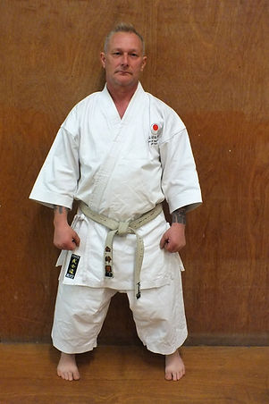 James Atkin-Wagg East Coast Shotokan Karate Club Instructor