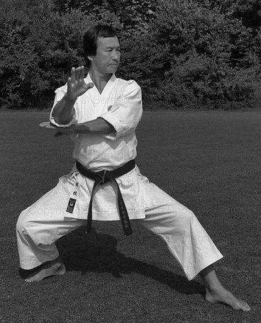 Keinosuke Enoeda East Coast Shotokan Karate Norwich