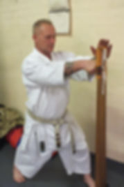 James Atkin-Wagg East Coast Shotokan Karate Club Instructor