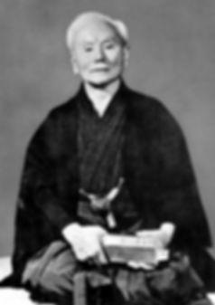 Gichin Funakoshi East Coast Shotokan Karate Norwich