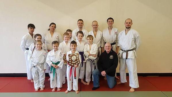 Kristian East Coast Shotokan Karate