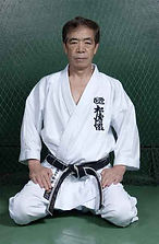 Hirokazu Kanazawa East Coast Shotokan Karate Norwich