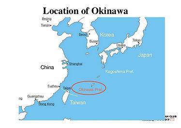 Location of Okinawa East Coast Shotokan Karate Norwich