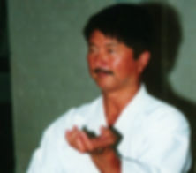 Shiro Asano East Coast Shotokan Karate Norwich