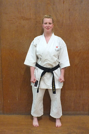 Gaynor Atkin-Wagg East Coast Shotokan Karate