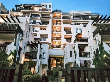 Резиденция Санторини
