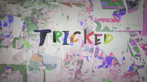Tricked Title Animation