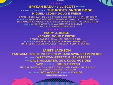 The Official Summer Music Festival List