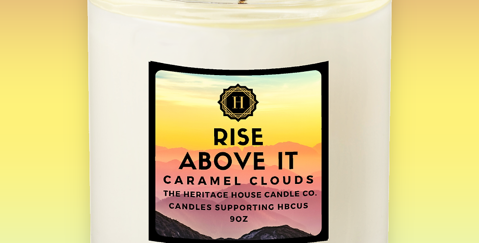 Rise Above It Affirmations Candle