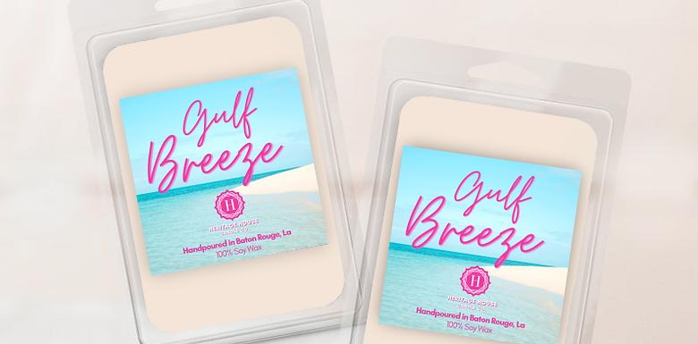 Gulf Breeze Wax Melt