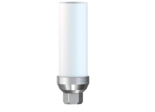 Заготовка с CoCr основанием для литого абатмента с шестигранником CO-9701