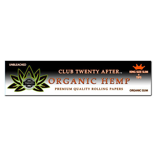 Club Twenty After Premium Smoking Accessories