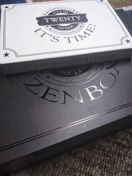ZENBOX Stash Box by Club Twenty After