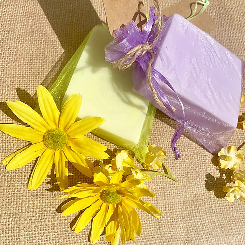 Hydrating Coconut Milk Soap Set