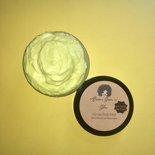 Mango Hair and Body Butter