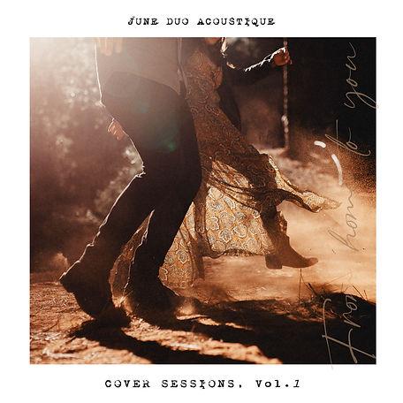 COVER Sessions Vol 1 Album