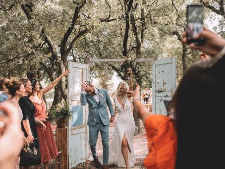 5 BONNES RAISONS DE PRENDRE DES MUSICIENS À VOTRE MARIAGE !