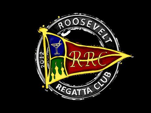 Roosevelt Regatta Club Pin