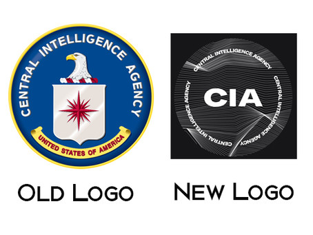 New CIA Logo Should Go Under Cover