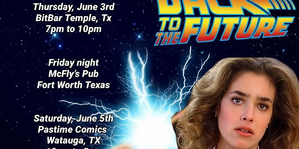 Special Event!! BitBar/Bell County Comic Con