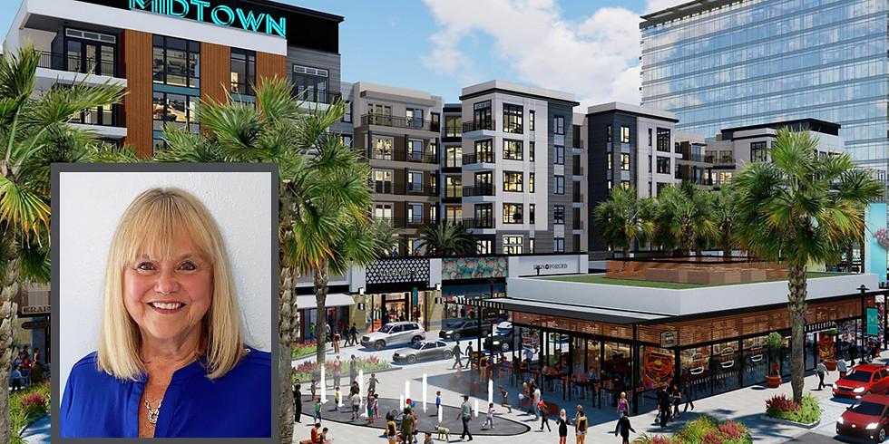 Kathy Hackshaw, General Manager of Midtown Tampa