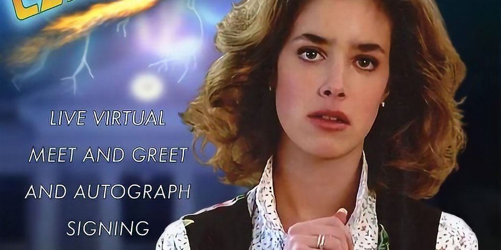 Nerd Closet Presents...Claudia Wells Meet & Greet