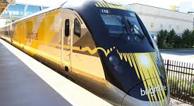 For Tampa leaders, a tour of Brightline's Miami route