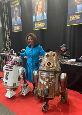 Comic Con, Brussels:  February 22 - 23, 2020