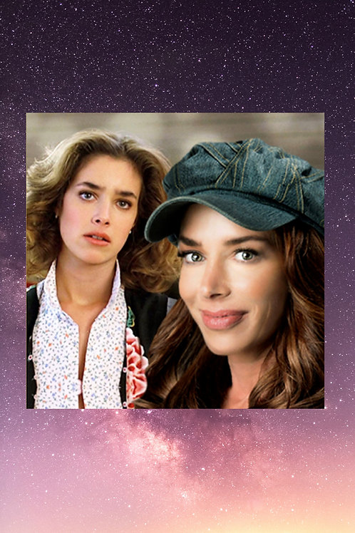 30-second Video Message from Claudia Wells!