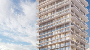 15 stories of luxury condos will top Water Street Tampa's boutique hotel (Rendering)