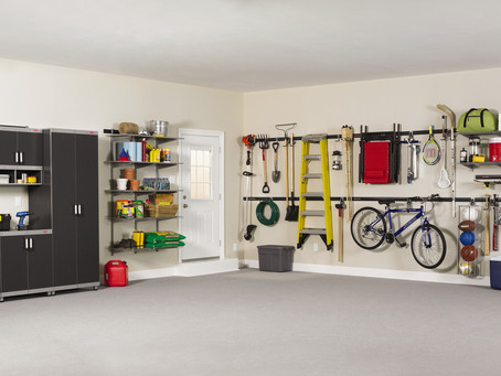 What Not to Store in the Garage