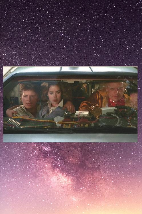 Photo #3: Jennifer, Marty, and Doc