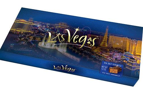 Las Vegas Sea Salt Caramels 9oz