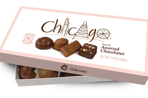Chicago Classic Confections Assorted Chocolate
