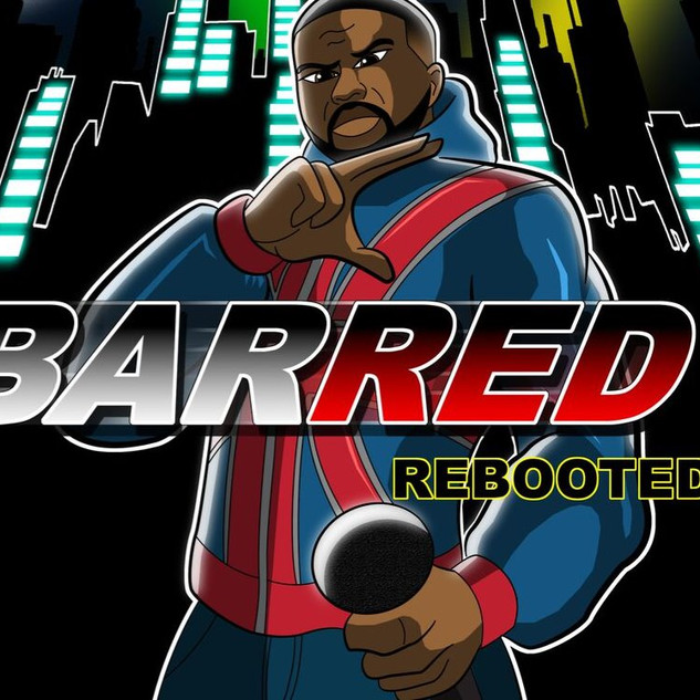 Barred Rebooted - Mixtape
