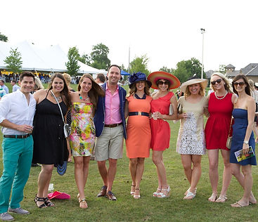 polo on the green